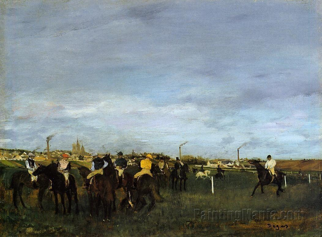 Before the Race 1871-1872
