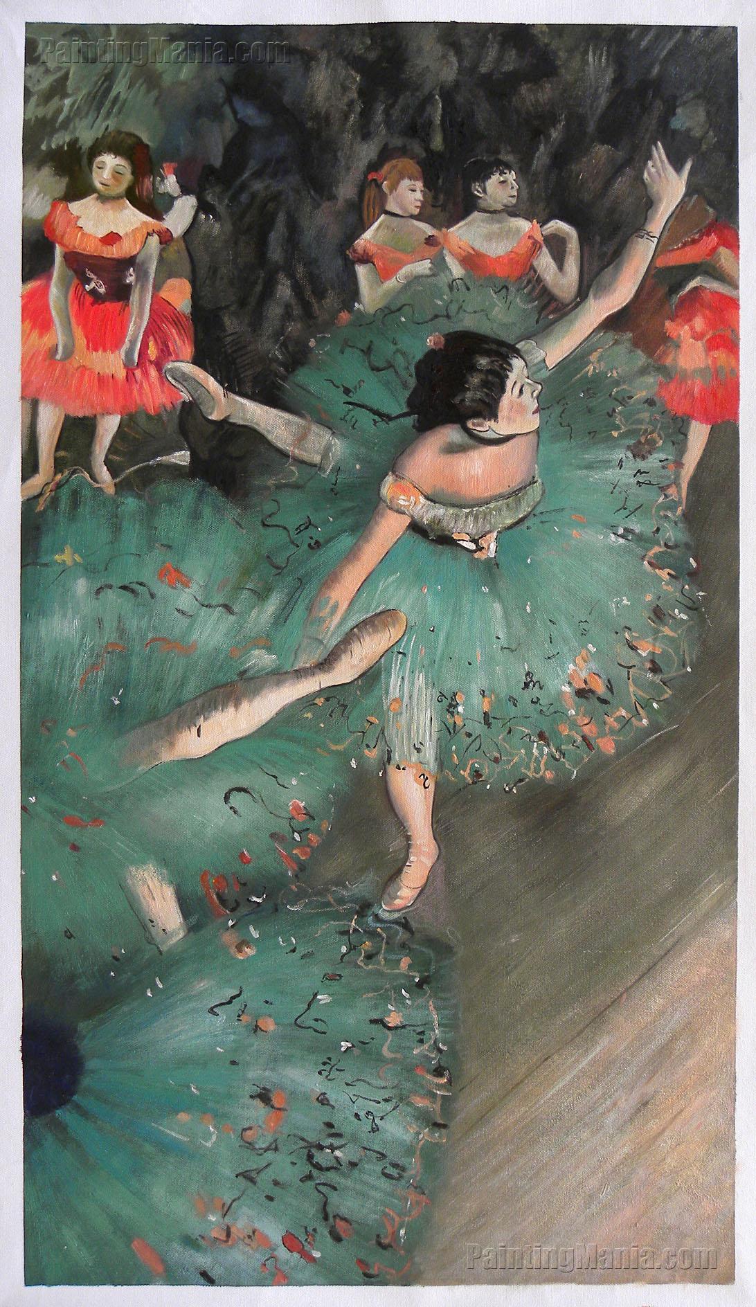 The Green Dancer