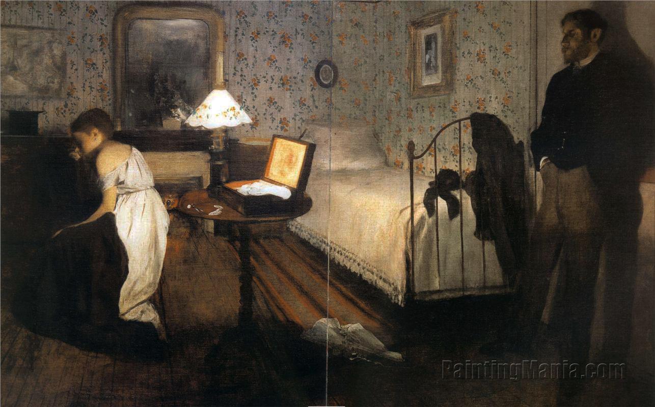 Interior (The Rape)