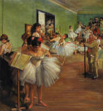 The Ballet Dance Class