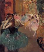 Ballet Scene 1893