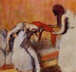 Combing the Hair 1896-1900
