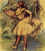 Dancer with a Fan 1897-1901