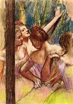Dancers 1896