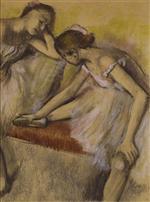 Dancers in Repose