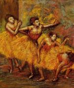 Four Dancers 1903