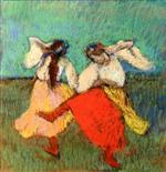 Russian Dancers 5