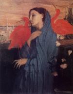 Woman on a Terrace