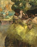 Yellow Dancers