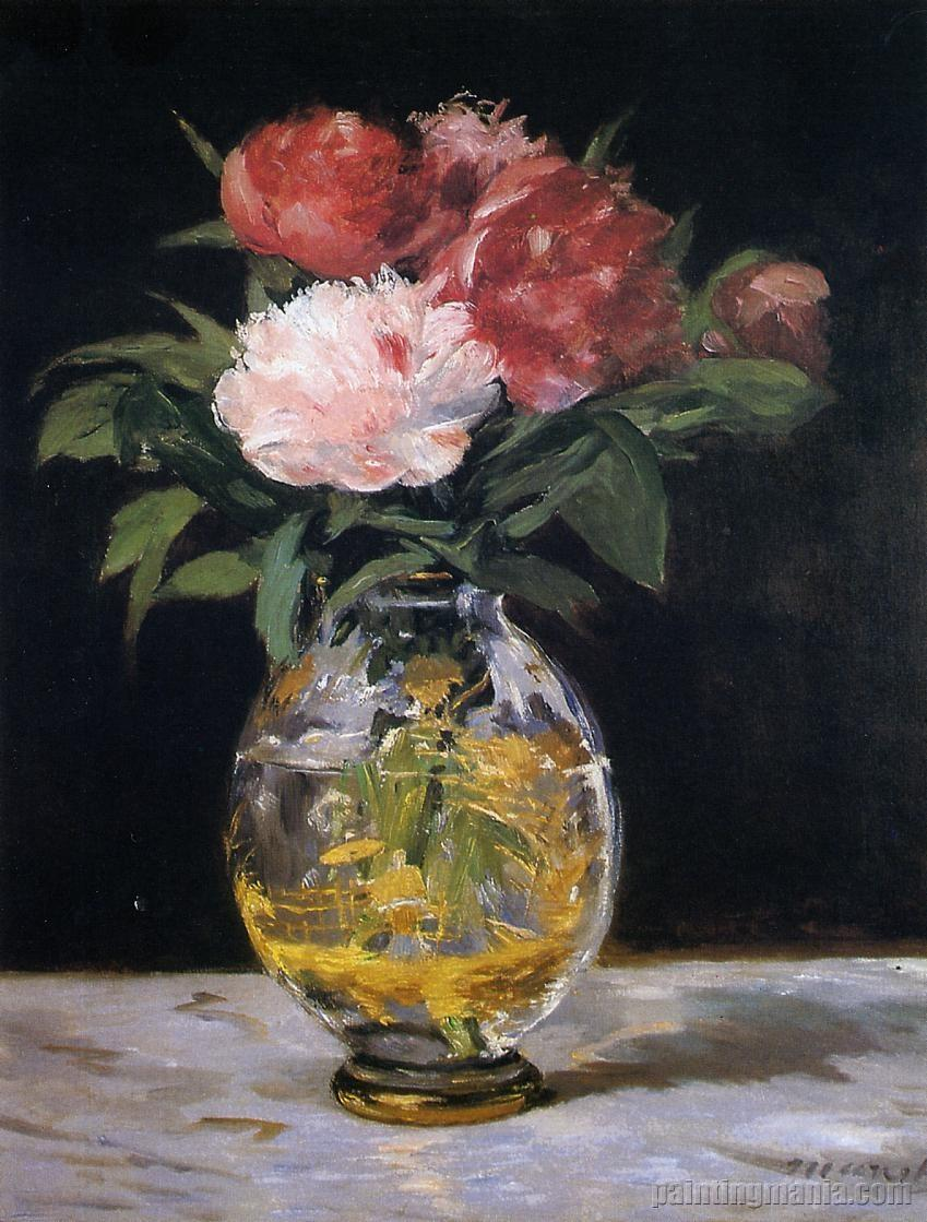Bouquet of flowers edouard manet paintings bouquet of flowers izmirmasajfo