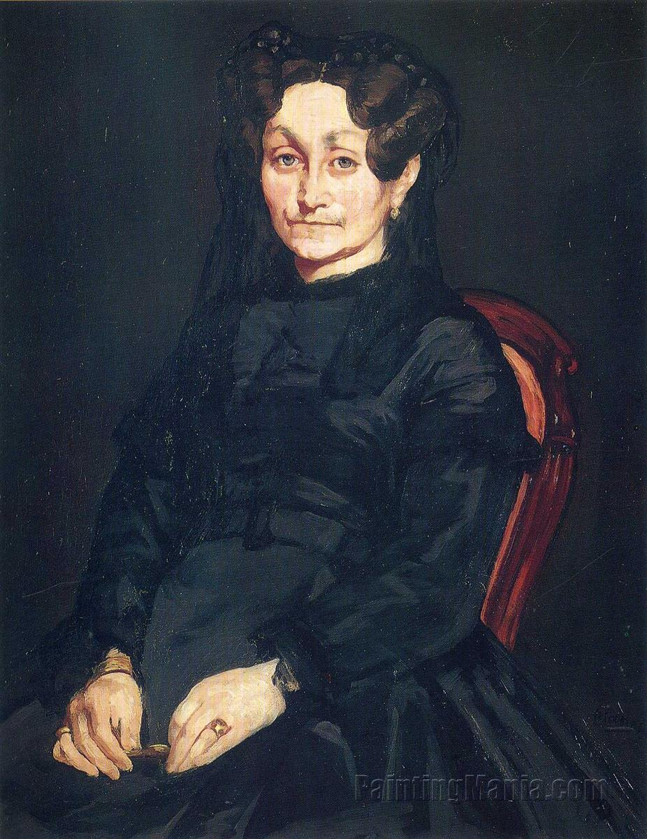 Madame Auguste Manet