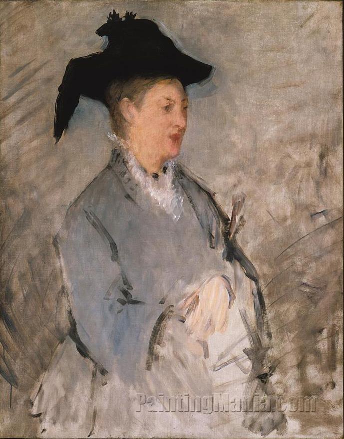 Madame Edouard Manet