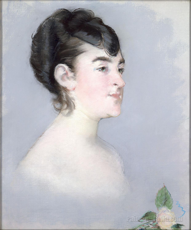 Mademoiselle Isabelle Lemonnier (1857-1926)