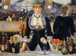 A Bar at the Folies-Bergeres