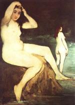 Bathers on the Seine