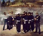 The Execution of Emperor Maximilian (Mannheim)