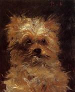 Head of a Dog, 'Bob'