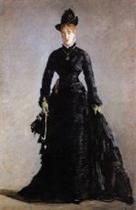 La Parisienne - Study of Ellen Andree