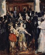 Masked Ball at the Opera 1873