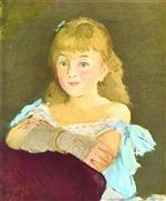 Portrait of Lina Campineanu