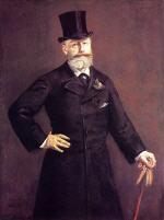 Portrait of M. Antonin Proust