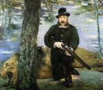 Portrait of M. Pertuiset, the Lion Hunter