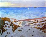 Beach at Saint-Jacut