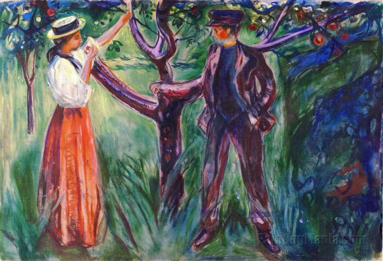 Adam and Eve 1928
