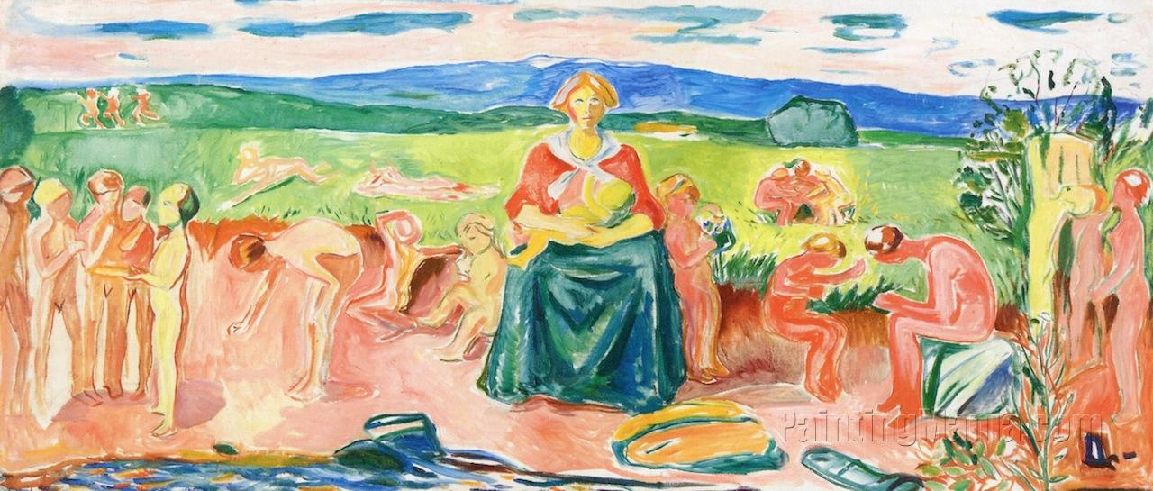 Alma Mater 1940