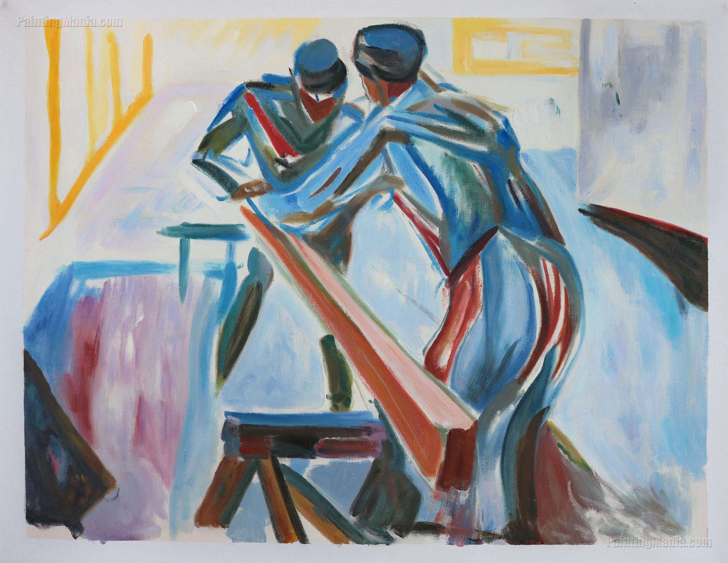 Carpenters in the Studio