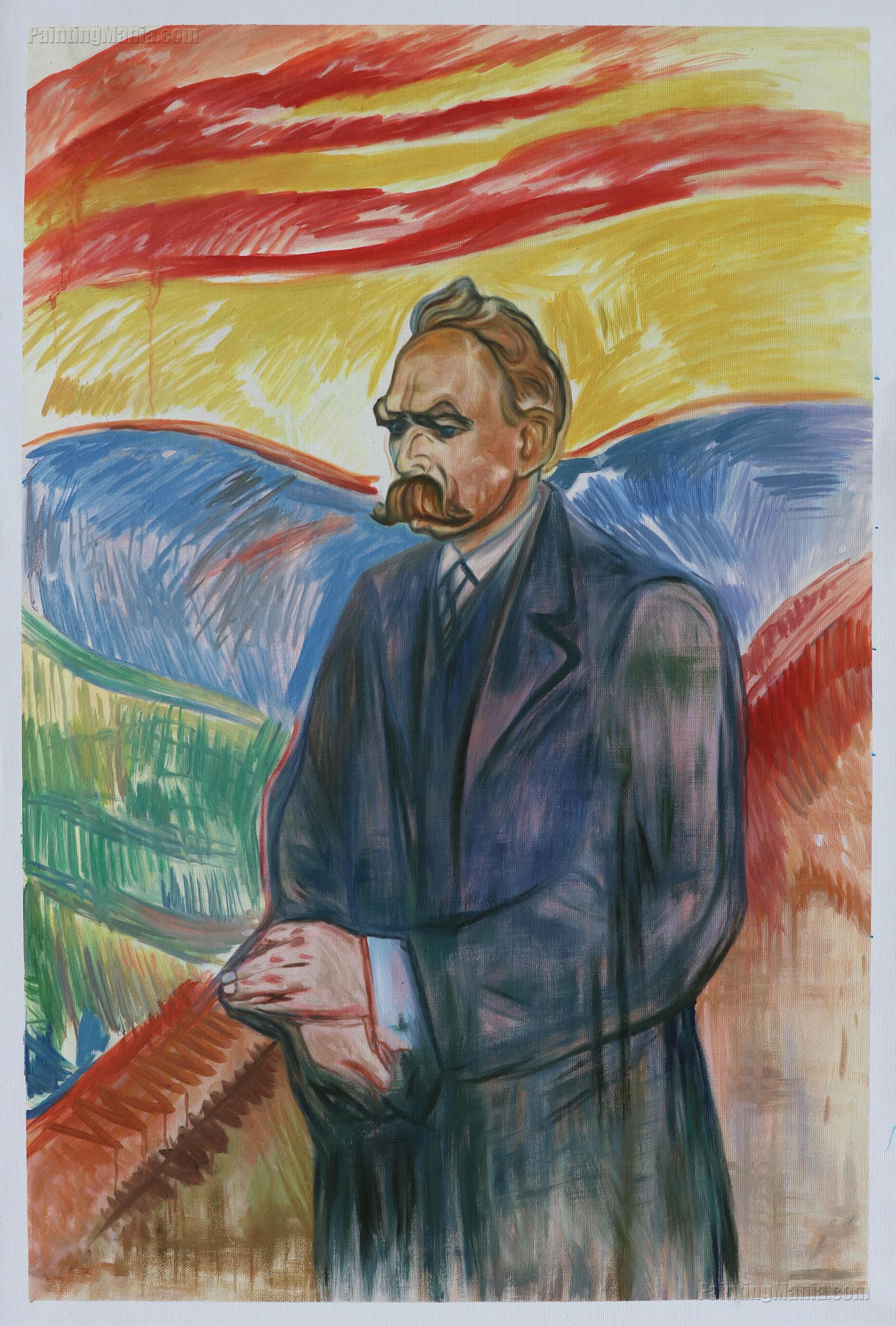 Friedrich Nietzsche 1906