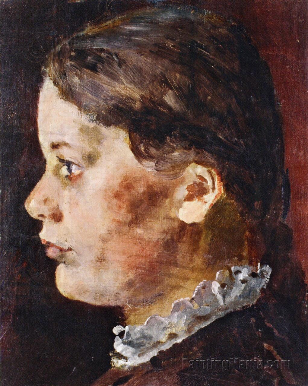 Laura Munch 1883