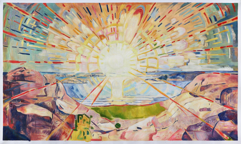 The Sun 1911