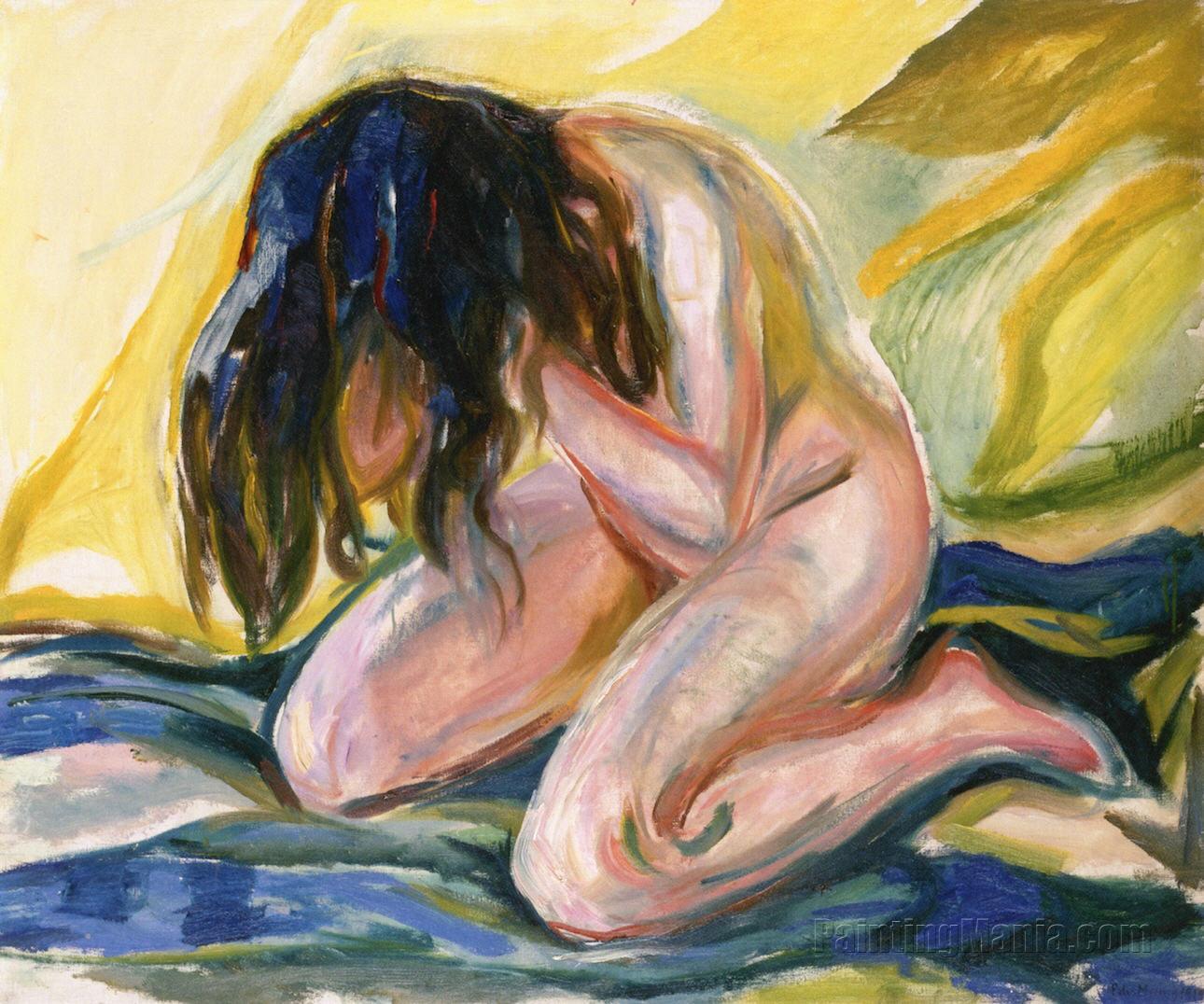 Weeping Nude 53