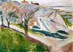 Landscape from Kragero