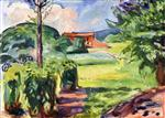 Summer at Ekely 1921-1930