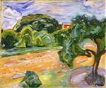 Summer at Ekely (1921-1930)