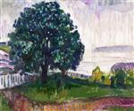Trees by the Sea (The Reinhardt Friesz) 1909-1912