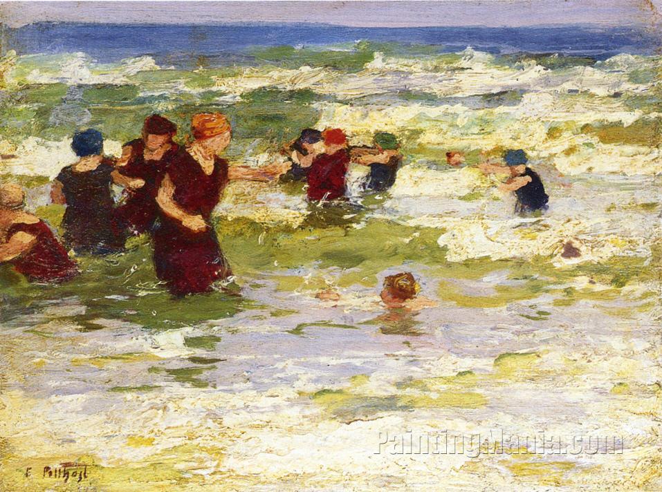At the Beach 3