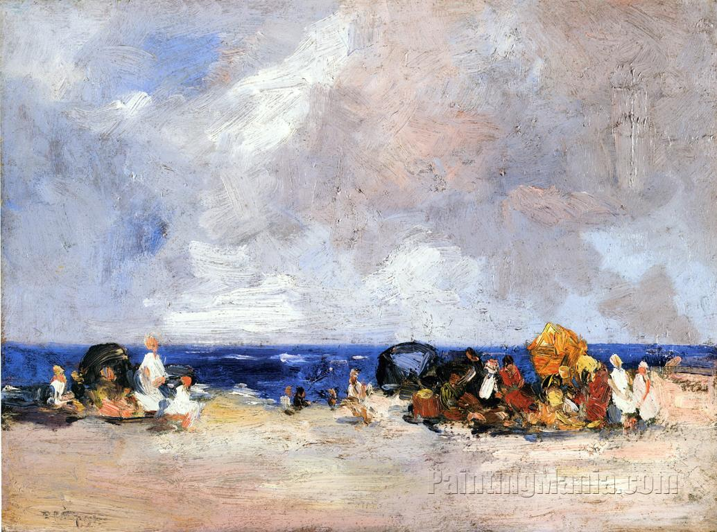 A Day at the Beach 1910-1919