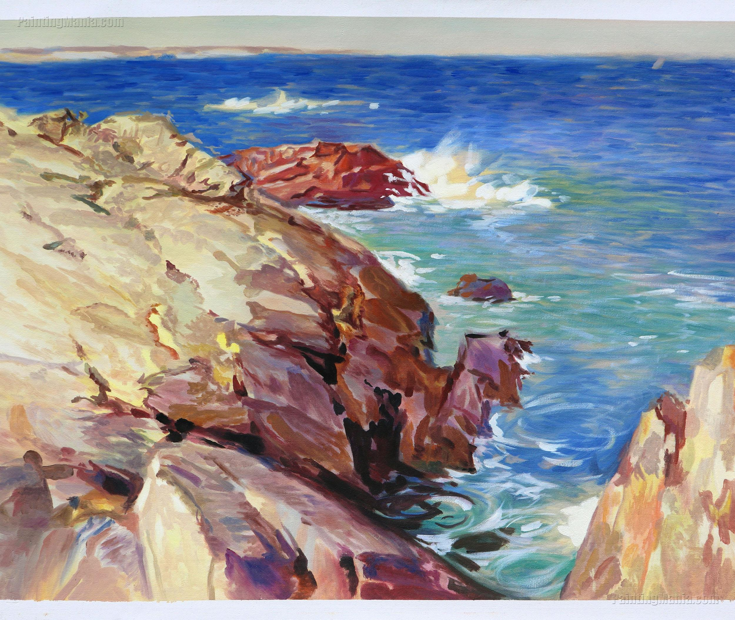 Pirate's Cove, Marginal Way, Ogunquit, Maine