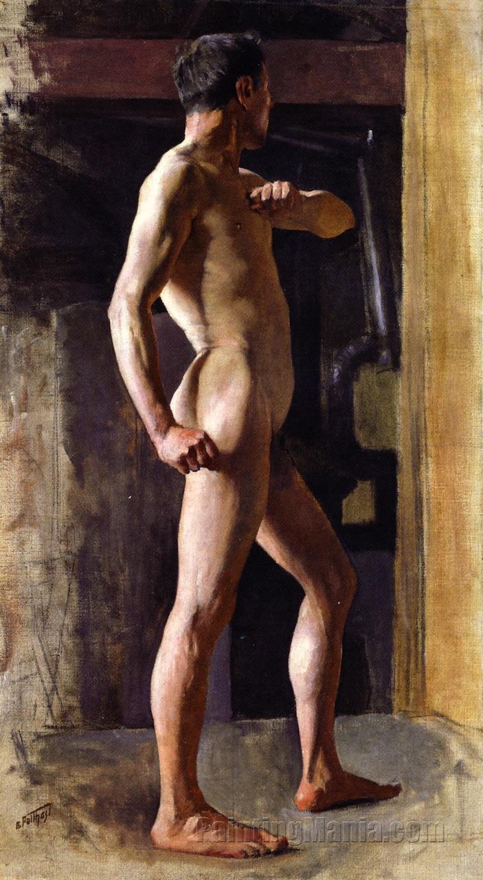 Nude art lad