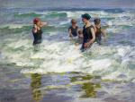 Bathers in the Surf 1910-1927