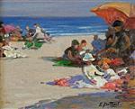 Beach Scene 8
