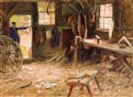 Wheelwright Shop (Tool Shed)