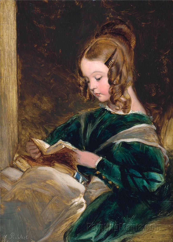 Portrait of Rachel Russell