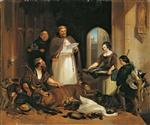 Die Abgabe an das Kloster
