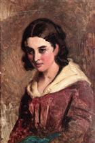 A Highland Maiden
