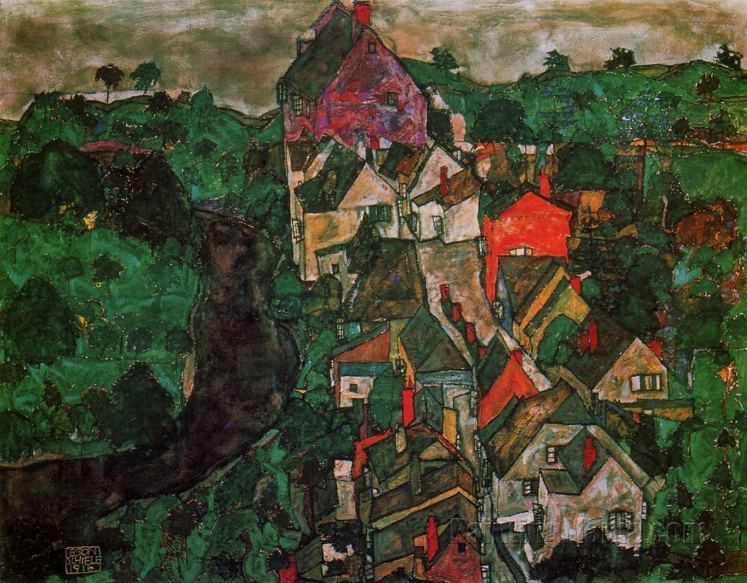 Krumau Landscape