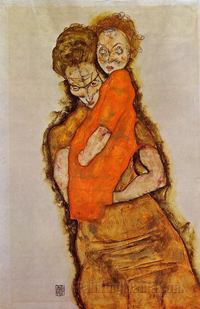 Mother and Child 1914